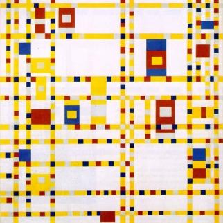 Piet Mondrian/ Broadway Boogie-Woogie